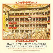 Haydn: Trumpet Concerto in E Flat Major / Mozart: Serenade No. 9 by Various Artists