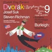 Dvorak: Symphony No. 9 / Violin Sonatina / Humoresque / Fanfare / Burleigh: Deep River by Various Artists