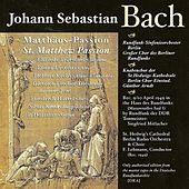 Play & Download Bach, J.S.: St. Matthew Passion (Lehmann) (1949) by Nina Stemme | Napster