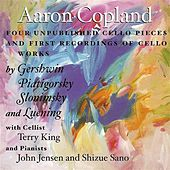 Play & Download Cello America, Vol. 3 - Copland, A. / Creston, P. / Piatigorsky, G. / Slonimsky, N. / Luening, O. / Gershwin, G. by John Jensen | Napster