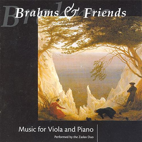 Play & Download Brahms / Reinecke / Herzogenberg / Kiel / Fuchs / Sitt: Viola Works by The Zaslav Duo | Napster