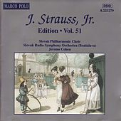 Play & Download Strauss Ii, J.: Edition - Vol. 51 by Various Artists | Napster