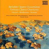 Famous Opera Overtures by Various Artists