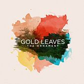 The Ornament by Gold Leaves