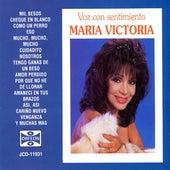 Voz con Sentimiento by Maria Victoria