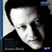 Brahms: The Complete Works for Solo Piano, Vol. 1 by Andreas Boyde