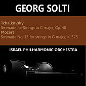 Tchaikovsky: Serenade for Strings in C Major, Op. 48 - Mozart: Serenade No. 13 for Strings in G Major, K 525 by Israeli Philharmonic Orchestra