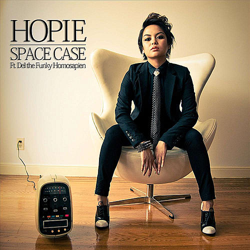 Space Case (feat. Del the Funky Homosapien) by Hopie Spitshard