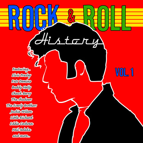 Play & Download Rock and Roll History Vol 1 by Various Artists | Napster