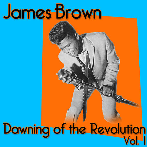 James Brown - Dawning Of The Revolution - Volume 1 by James Brown