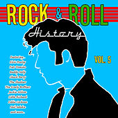 Rock and Roll History Vol 5 by Various Artists
