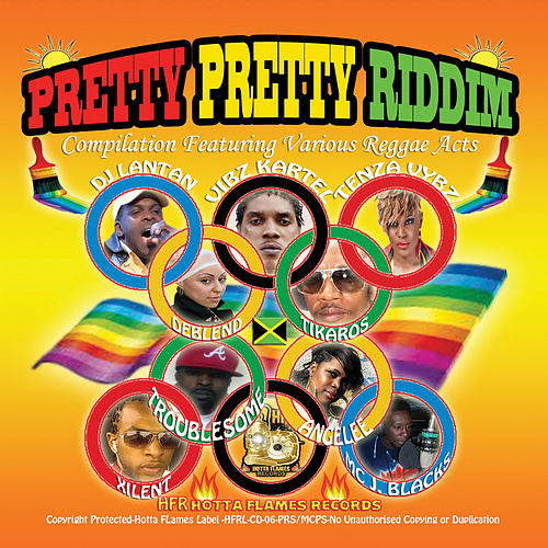 Pretty Pretty Riddim by Various Artists