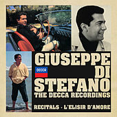 Play & Download Giuseppe di Stefano - The Decca Recordings by Giuseppe Di Stefano | Napster