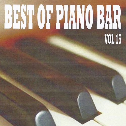 Best of piano bar volume 15 by Jean Paques