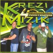 Play & Download Krezi Mizik : 4ème anniversaire by Krezi Mizik | Napster