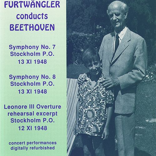Furtwängler conducts Beethoven by Wilhelm Furtwängler