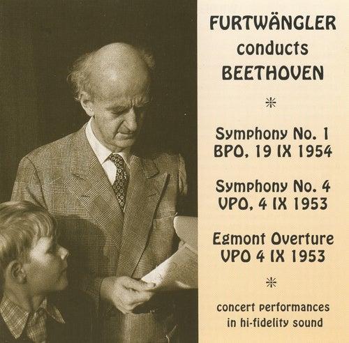 Play & Download Furtwängler's Beethoven (1953-1954) by Wilhelm Furtwängler | Napster