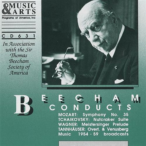 Beecham Conducts by Thomas Beecham