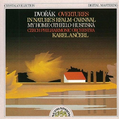 Dvořák: Overtures by Karel Ančerl