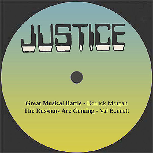 Great Musical Battle by Various Artists