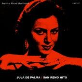 San Remo Hits by Jula De Palma