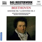 Beethoven: Symphonies Nos. 7 and 8 by Helmut Muller-Bruhl