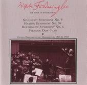 Furtwangler on Tour in Stockholm (1943, 1950) by Wilhelm Furtwängler