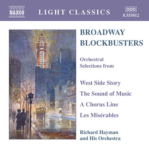 Play & Download Broadway Blockbusters by Richard Hayman | Napster