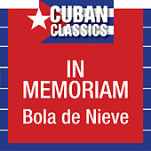 Play & Download In Memoriam by Bola De Nieve | Napster