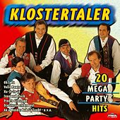 20 Mega Party Hits by Klostertaler