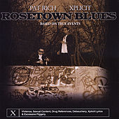 Rosetown Blues (Based On True Events) by Pat Rich