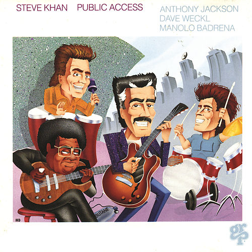 Play & Download Public Access by Steve Khan | Napster