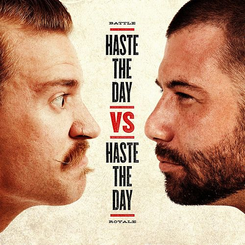 Haste The Day vs. Haste The Day (Live) by Haste The Day