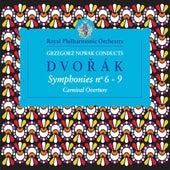 Dvorak: Symphonies Nos. 6-9 by Grzegorz Nowak