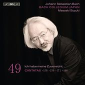 Play & Download Bach: Cantatas, Vol. 49 by Peter Kooij | Napster