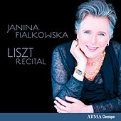 Play & Download Liszt Recital by Janina Fialkowska | Napster