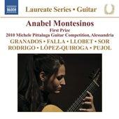 Play & Download Guitar Recital: Anabel Montesinos by Anabel Montesinos | Napster