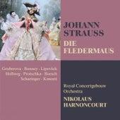 Strauss, Johann II : Die Fledermaus by Nikolaus Harnoncourt