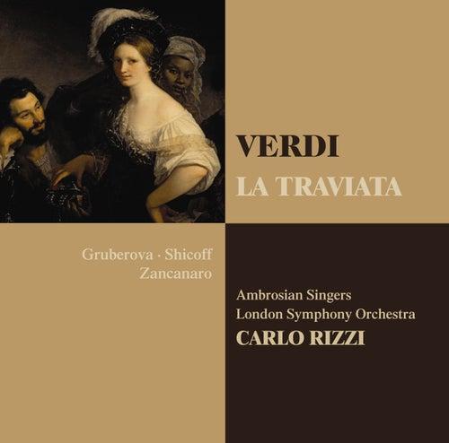 Verdi : La traviata by Carlo Rizzi