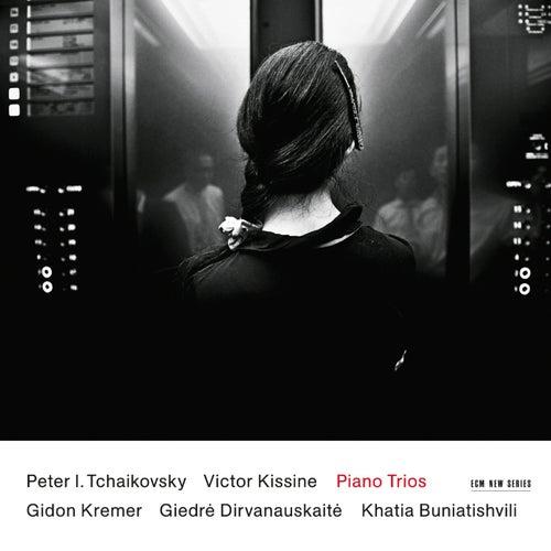 Kissine/Tchaikovsky Piano Trios by Khatia Buniatishvili