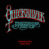 Anthology Box 1966-1970 by Quicksilver Messenger Service