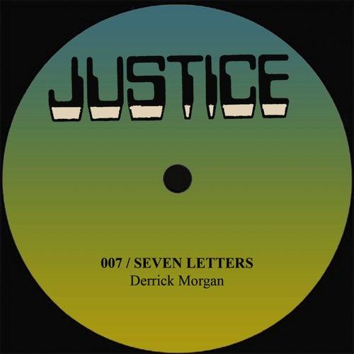 Derrick Morgan 007/Seven Letters by Derrick Morgan