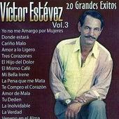 Play & Download 20 Grandes Exitos, Vol. 3 by Victor Estevez | Napster