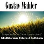 Gustav Mahler: Symphony No 2 in C-moll,