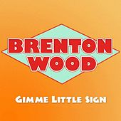 Play & Download Gimme Little Sign by Brenton Wood | Napster