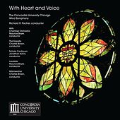 With Heart and Voice by Various Artists