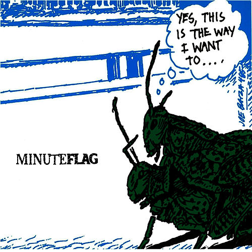 Minuteflag by Black Flag