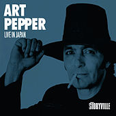 Play & Download Live In Japan by Art Pepper | Napster
