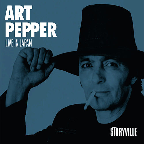 Live In Japan by Art Pepper