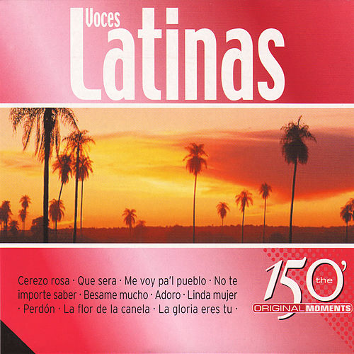 Play & Download Voces Latinas by Various Artists | Napster